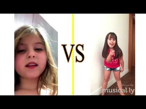 Lorena Queiroz VS Sienna Belle ally