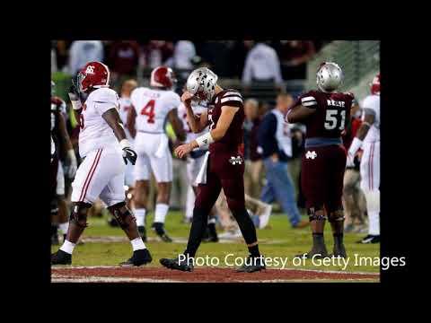 Former Alabama OL Barrett Jones recaps Alabama/Miss St and talks the Iron Bowl