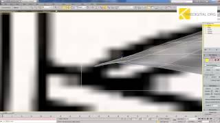 1 урок по созданию мебели в 3D MAX от Дмитрия Щуки