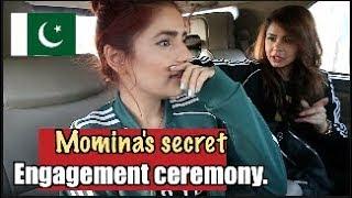 Attending Momina Mustehsan's Engagement (Vlog) | Browngirlproblems1