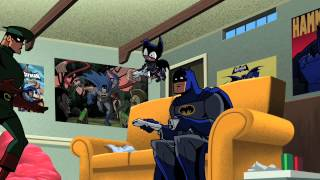 Batman: The Brave and the Bold - Wii Trailer