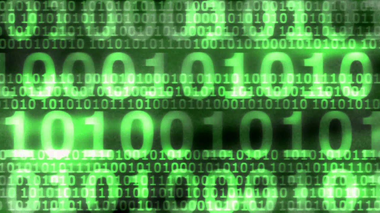 Matrix Falling Code Wallpaper Matrix Numbers Background Download Link Youtube