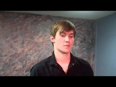 Justin Prentice in Katt Shea's Studio City acting class