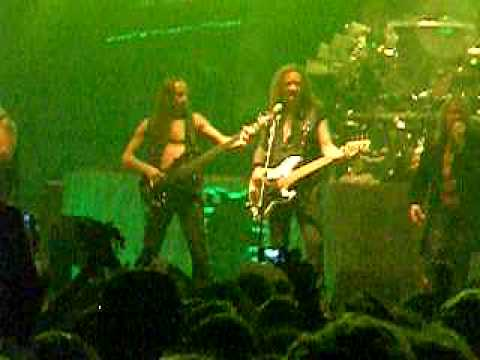 Helloween w. Gamma Ray - Future World & I Want Out (Live '07)
