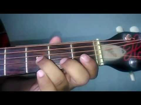 galliyan ek villain guitar tabs tutorial(main verse) - YouTube