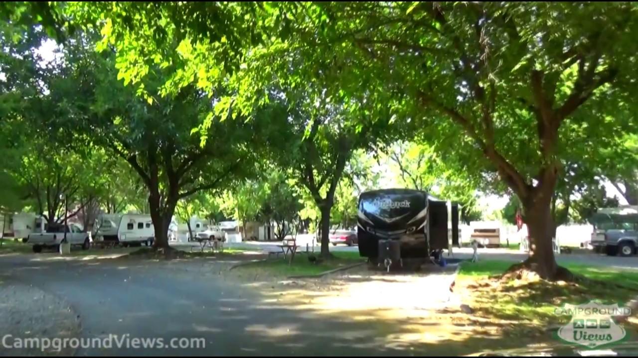 Sacramento River Rv Park Redding California Ca Campgroundviews Com Youtube