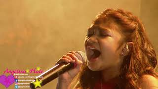 """Angelica Hale Performing """"Girl on Fire"""" at AGT Las Vegas Live! 2017 @ Planet Hollywood (1 of 3)"""