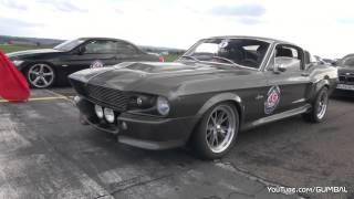 Ford Mustang Shelby GT500 Элеонора  - Драгрейсинг!(Спортивные автомобили. Суперкары. Sports cars. Supercars. Ford Mustang Shelby GT500 Элеонора - Драгрейсинг! Посмотреть такие..., 2015-11-26T22:07:30.000Z)