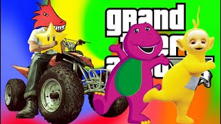 Random Epicness Caught On Tape - Grand Theft Auto V Funny Moments And Epic Fails Family Friendly :)