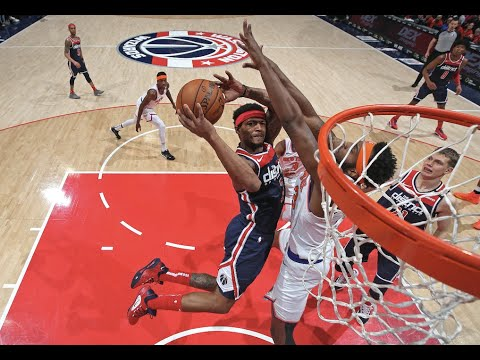 Brad Beal Is An Automatic Bucket At The Rim | B/R Countdown, Beal's Best Dunks Of 2019-20