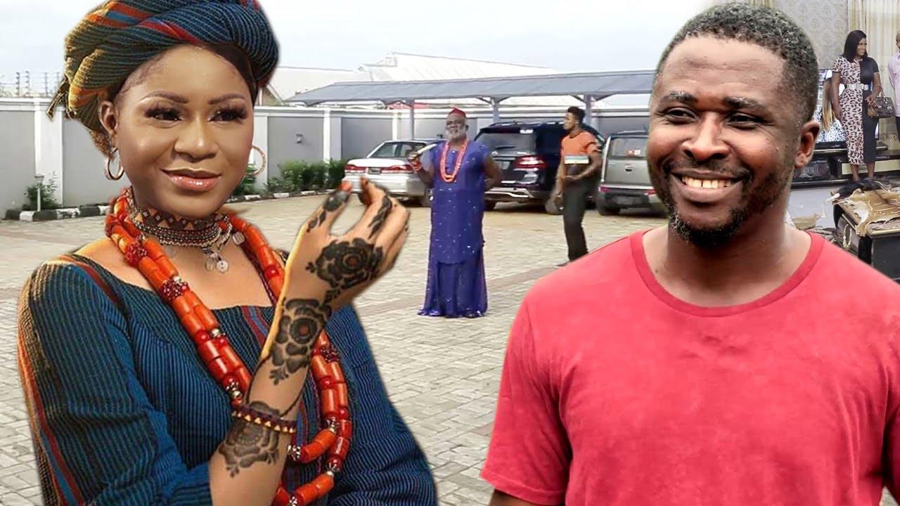 Download The Rich Business Woman & The Village Boy - Destiny Etiko & Onny Micheal 2020 Latest Nigerian Movie