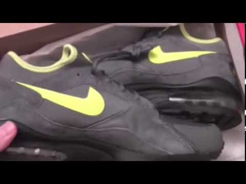 New Pick Up  Nike Air Max 93 Volt Yellow Grey Black Size  Exclusive New  Pick Up e1afcf91b88a