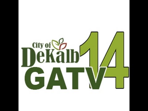 The Official City Of DeKalb, Illinois Municipal Government Video Channel Live Stream