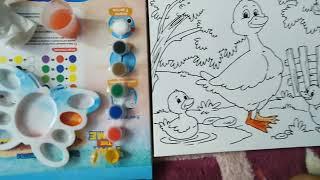 Мой первый набор для творчества/Полинка Малинка