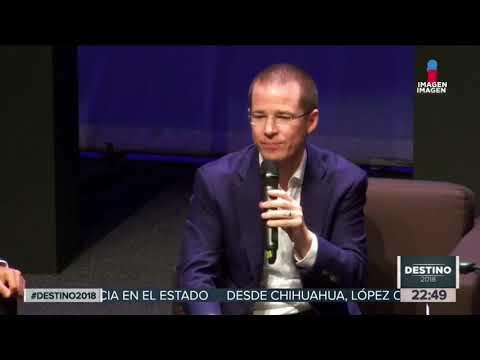 Ricardo Anaya y Jaime Rodríguez estuvieron en el Tec de Monterrey | Noticias con Ciro Gómez Leyva