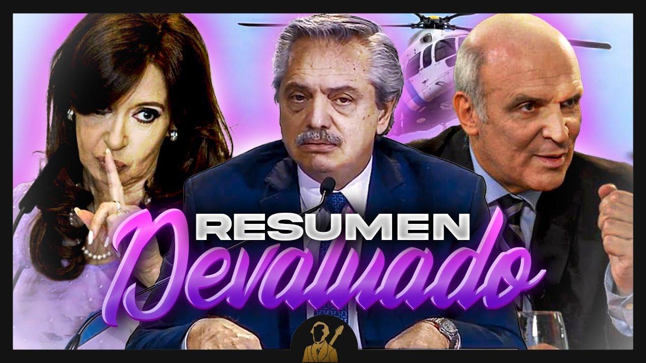 Cristina busca seducir a los Libertarios, Alberto huyó en helicóptero y ¿Espert a JxC?