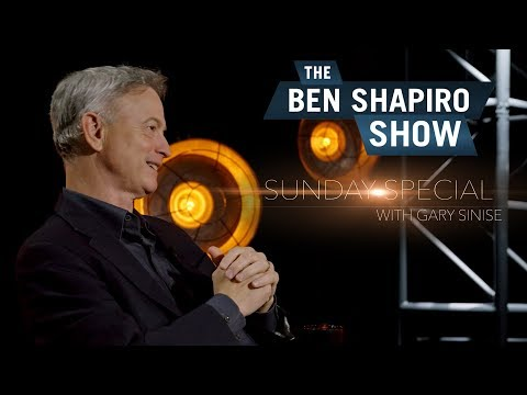 Gary Sinise | The Ben Shapiro Show Sunday Special Ep. 37