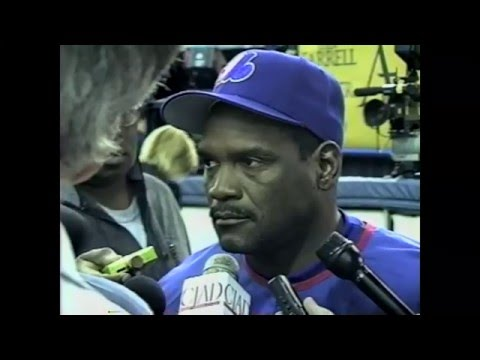 Rough Footage - Montreal Expos Last Home Game  9-29-04