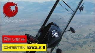 DCS World - Christen Eagle 2 by Leatherneck Simulations - Review