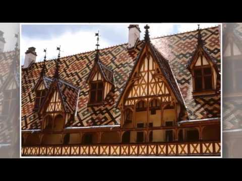 Красивые крыши