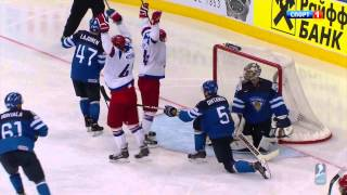 видео чемпионат мира по хоккею 2014 в Минске,  финал, Россия - Финляндия