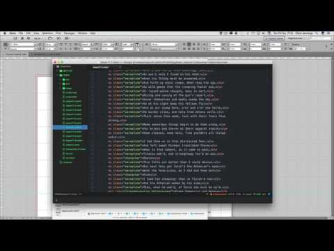 Adding our own CSS File to ePUB