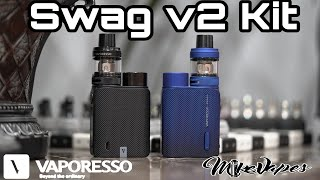 Get Your Swag On! Vapoŗesso Swag 2 Kit