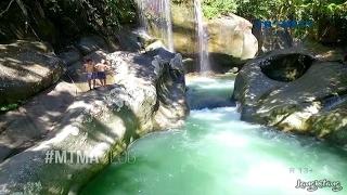 AIR TERJUN NYARAI Padang Pariaman Sumatera Barat (My Trip My Adventure Transtv) 19/03/2017