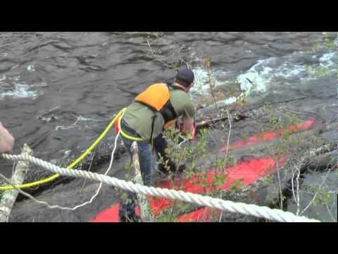Upper Stewiacke Canoe Rescue