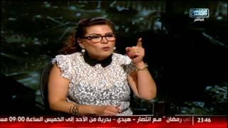 الكاتبة فاطة ناعوت تتهم الداعية محمود لطفى عامر على الهواء بالتحريض على القتل!