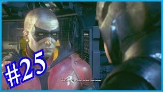 Batman - Arkham Knight - 25°: Mentire a Robin.