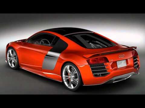 Audi R8 TDI Le Mans Concept (2008)