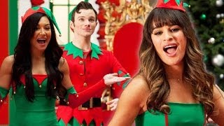 Glee Season 5 Christmas Recap