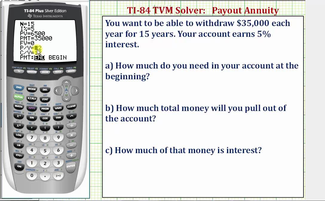 how to get to tvm solver on ti-83