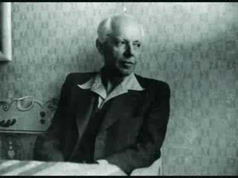 Bartók Interview from the Ask the Composer series