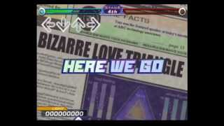 Dance Dance Revolution Extreme (PS2) Bizarre Love Triangle