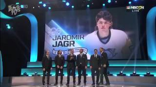 Pittsburgh Penguins Video Tribute to Jaromir Jagr; March 19, 2017
