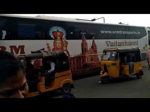SRM scania arrival at Chennai.