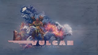 Smite Triple Kill Gameplay with Vulcan