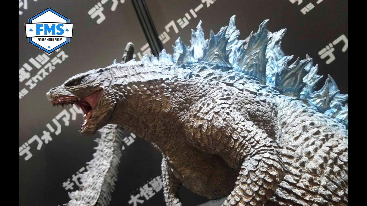 Gigantic Series Godzilla 2019 RIC by X-Plus at Tokyo Wonder Fest Summer 2019