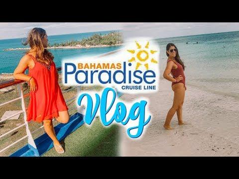 My First Cruise ☀️🌊🌴// BAHAMAS PARADISE CRUISE LINE