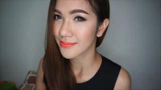 แต่งหน้าสวยสดใสในช่วงวันหยุด Holiday MakeUp | Kimmy Daily Beauty Thumbnail