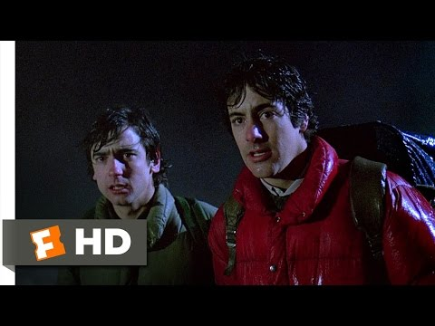 An American Werewolf in London (2/10) Movie CLIP - Werewolf Attack (1981) HD