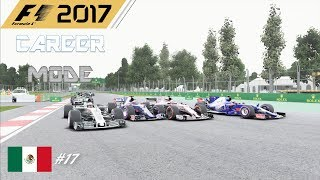 Four-wide at Turn three ... | F1 2017 Career Mode Part 17