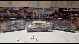 Hot Wheels TEAM TRANSPORT Review! Nice work Hot Wheels!!!