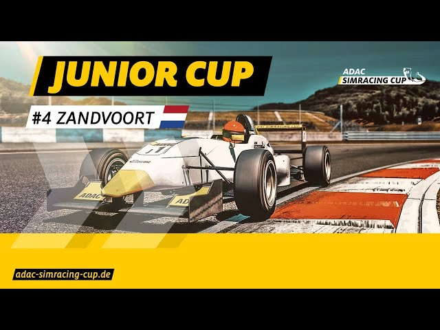 ADAC SimRacing Cup Junior Cup - Zandvoort