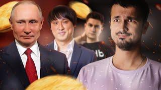 Масляков обратился к Путину Плагиат в Игре Дава оскорблен ТНТ Депутат в редактуре