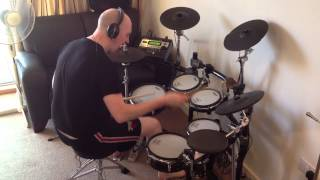 Talking Heads - This Must Be the Place (Naive Melody) Live (Roland TD-12 Drum Cover)