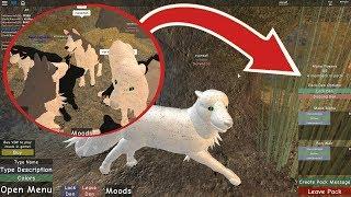 ALPHA KURT OLDUM !!! / ROBLOX Wolves Life / Roblox Türkçe