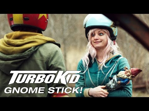 This Is My Gnome Stick! | TURBO KID